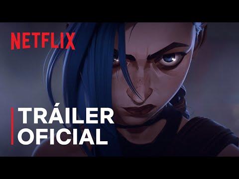 Arcane (EN ESPAÑOL)   Tráiler oficial   Netflix