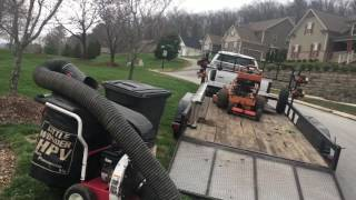 Lawn Care Spring Cleanup