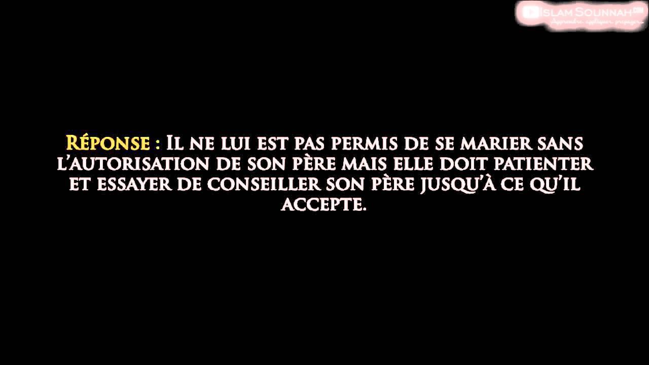 Il refuse de la marier à un français ,, Sheikh \u0027AbdAllah Al \u0027Adani , YouTube