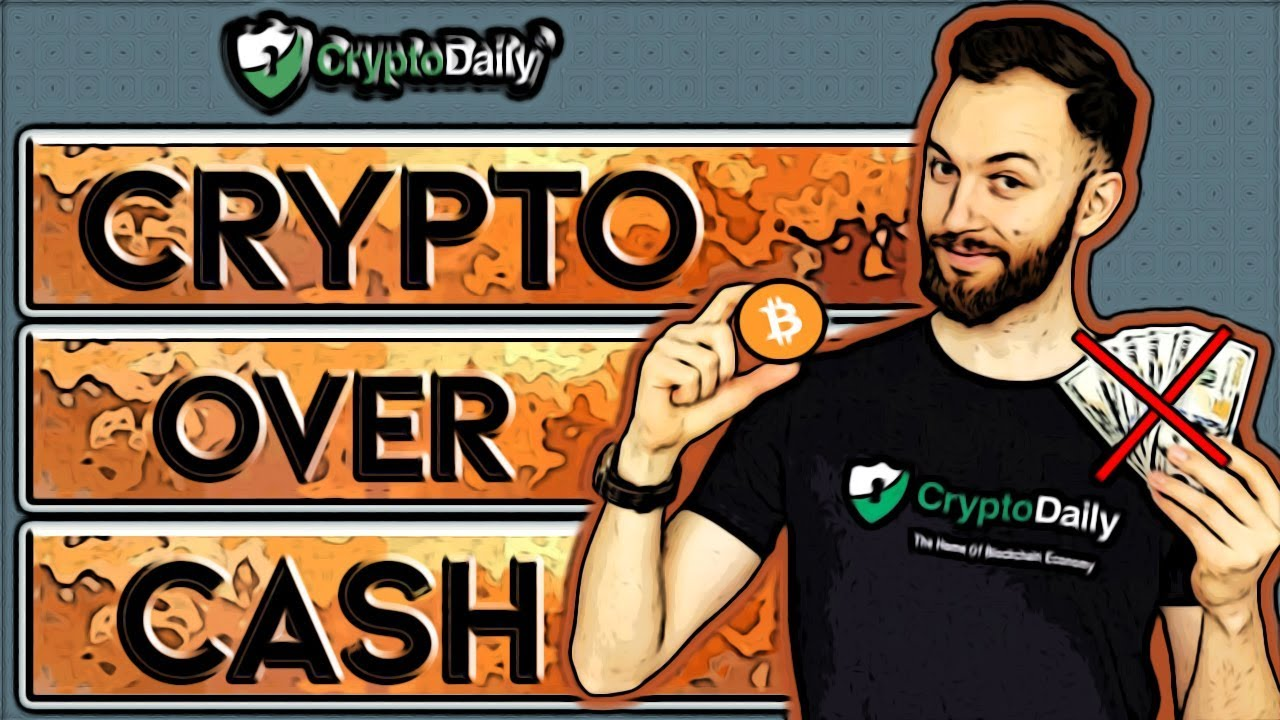 When Will Crypto Overtake Cash?