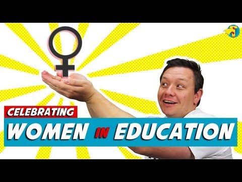 Celebrating Women In Education! Women's Day 9 August!