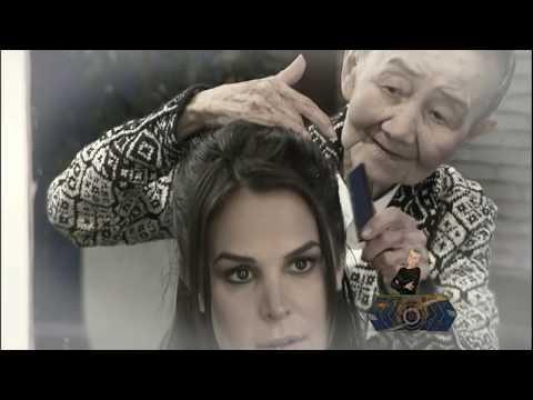 Vovó Maria Aceita Desafio, Faz Penteado Em Robertha Portella E Ganha Reforma Em Seu Salão