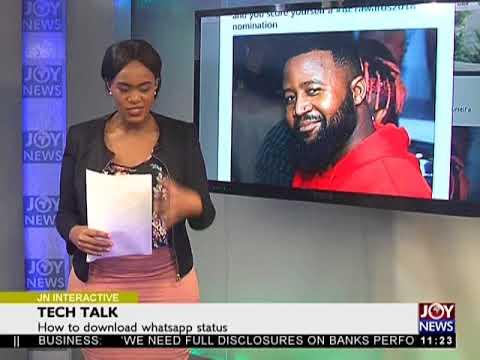 Tech Talk - Joy News Interactive (16-5-18)