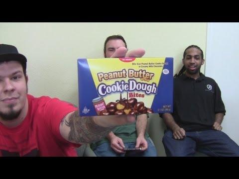 WE Shorts - Rockstar Energy Gum & Peanut Butter Cookie Dough Bites