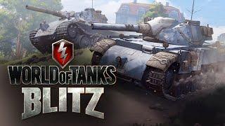 World of Tanks Blitz - Обзор Танков 'Хроники Валькирии'