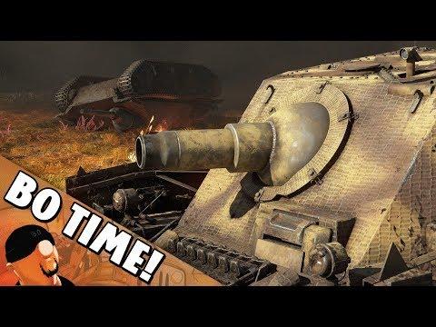 War Thunder  Brummbär Next Day Air!