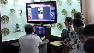 Сопів-Глухів: для учнів провели урок-телеміст за допомогою Skype-зв'язку