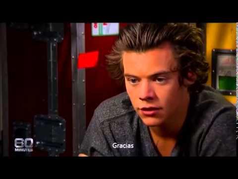 Entrevista a Harry Styles subtitulada en español