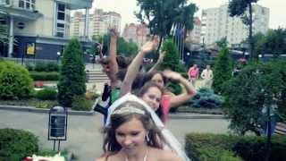 Самый зажигательный свадебный клип