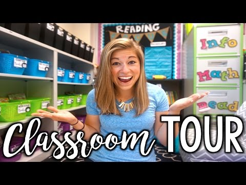 Classroom Tour | That Teacher Life Ep 4