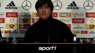 DFB: Löw verzichtet auf Marco Reus und Mario Götze | SPORT1 - Der Tag