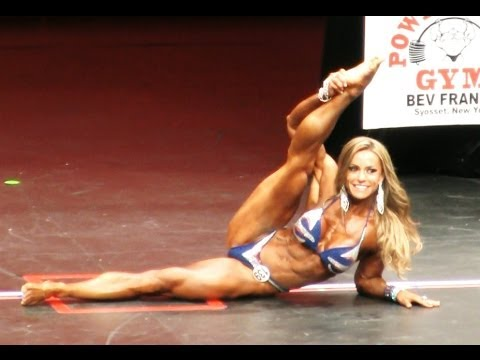 Juliana Malacarne 2015 Ms Women's Physique Olympia at New York Pro 2014
