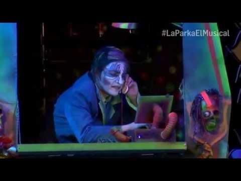 LA PARKA EL MUSICAL COMPLETA 2011 (Parte 2)