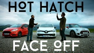 Best Hot Hatch? Ford Vs Renault Vs MINI - Carfection
