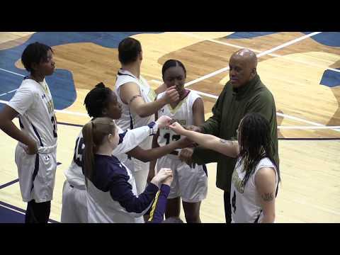 VFMC vs Delaware Tech - Women's Basketball - 2.6.18 - Price Hall