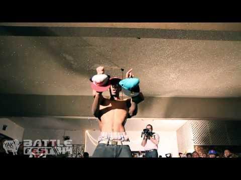TURF FEINZ vs. NEXT LEVEL   Battlefest 14   Brooklyn NEW YORK 2011