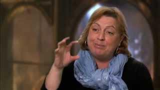 Victor Frankenstein: Production Designer Eve Stewart Behind The Scenes Movie Interview