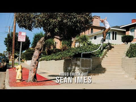 Video Check Out: Sean Imes | TransWorld SKATEboarding