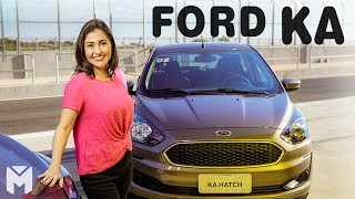 Ford Ka 2019 Automático Titanium (hatch e sedan)