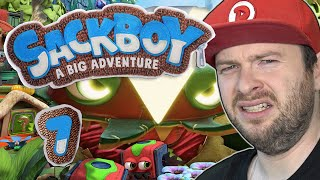 Platzende PICKEL des Tausendfüßlers 🧶 SACKBOY: A BIG ADVENTURE 🧶 #7