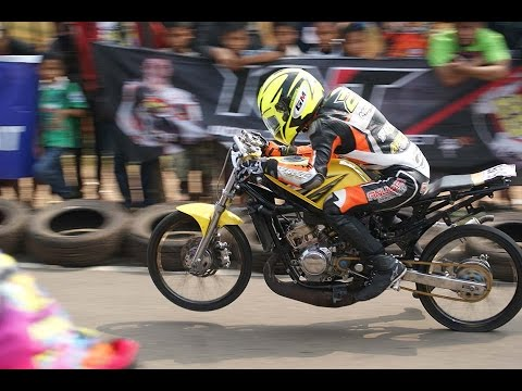 drag bike final ninja kejurnas 2015