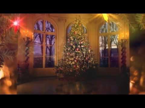 Поздравление с Рождеством   Видео-открытка - Как поздравить с Днем Рождения