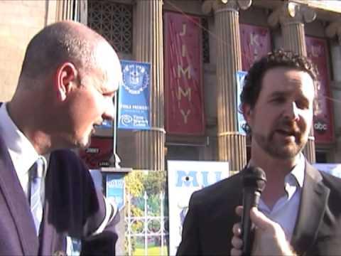 Dan Gerson & Robert Baird - Monsters University World Premiere