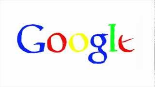Google Logo Animation gezeichnet - Exclusiv