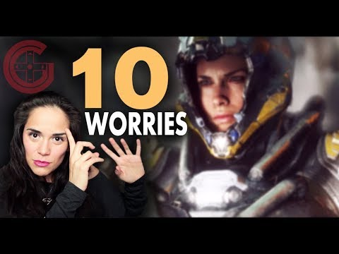 10 Anthem Worries - Bioware's New IP