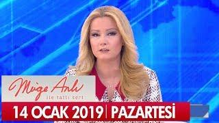 Müge Anlı ile Tatlı Sert 14 Ocak 2019 Pazartesi - Tek Parça