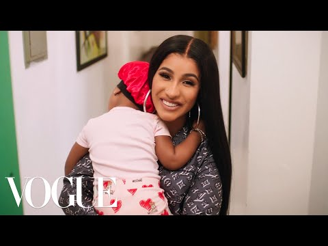 D-Wayne Chavez - Here it is 73 questions with Cardi B!
