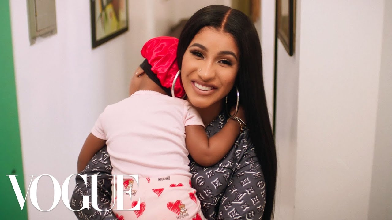 10 Questions With Cardi B  Vogue