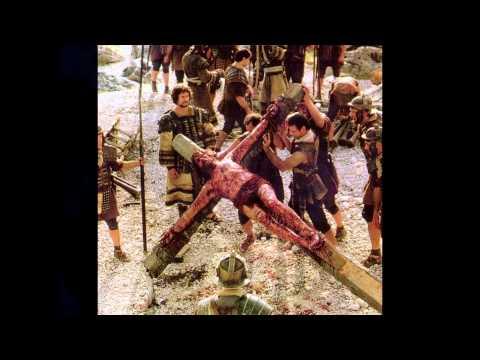 A crucifixão de Jesus