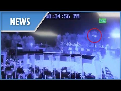 Captan en video el momento en que se estrelló el helicóptero del Leicester