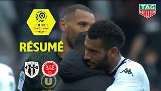 Angers SCO - Stade de Reims ( 1-1 ) - Résumé - (SCO - REIMS) / 2018-19