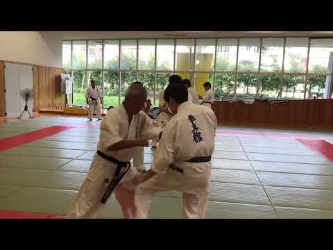 国際FSA拳真館総本部 組手FSA KENSHINKAN Karate Kumite.