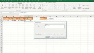 How to Evaluate Formulas in Excel