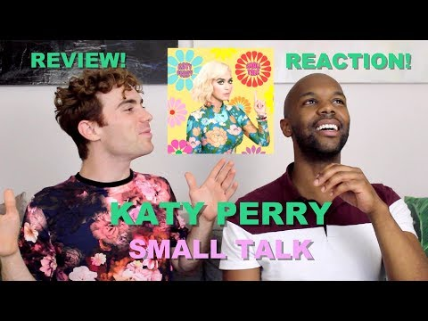 Katy Perry - Small Talk - Review/Reaction