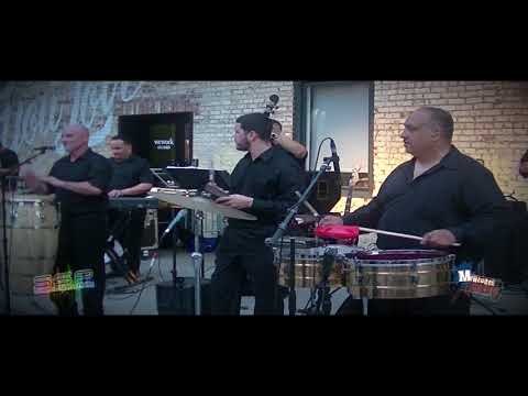 La Cura | Jimmy Jorge & The Latin Express | SSP Salsa Night At The Piazza