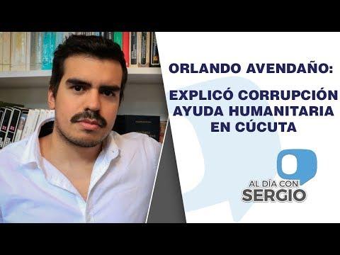 Periodista de Panam Post explicó los hechos de corrupción en la ayuda humanitaria en Cúcuta- VPItv