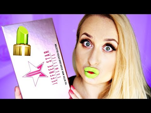 TEST: JEFFREE STAR SUMMER CHROME COLLECTION