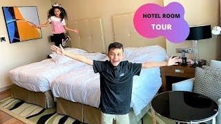 Hilton hotel room tour Vlog in Riyadh