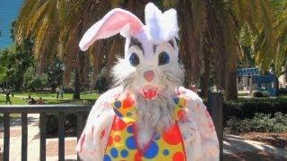 Public Trollin- Bloody Bunny Prank!