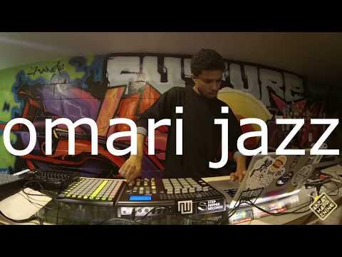 Omari Jazz / A Beat Happening / Future Shock Records