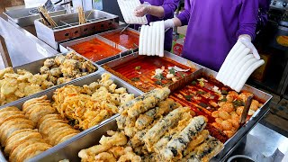 лучшие корейские ттокбокки, жареные, кимбап, мороженое с фруктами Top7 / корейская уличная еда