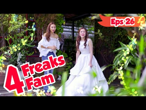 NEW 2019 Comedy Thailand Movie: 4 Freaks 4 Fam, Eps 26