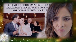 La rosa de Guadalupe: Maricruz descubre las traición de Romina   La pasión del verdadero amor, P2