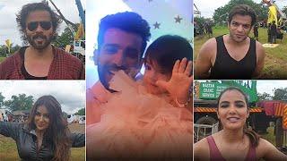 Team Khatron Ke Khiladi's Cute Birthday Wish For Jay Bhanushali's Daughter Tara