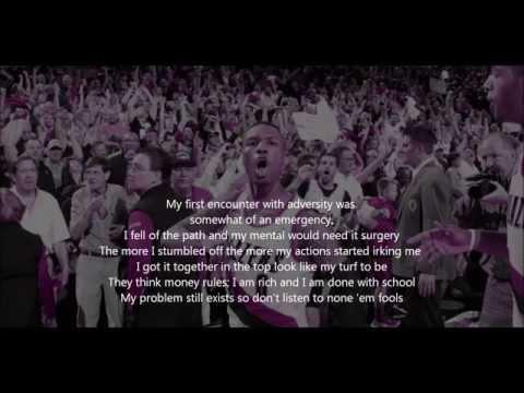 (Lyric Video) Dame DOLLA - Soldier in the Game (Damian Lillard)