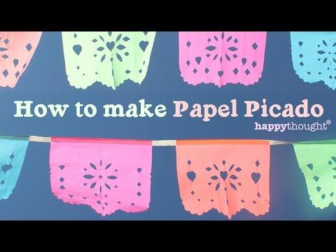 Jennie James - Make Your Own Papel Picado